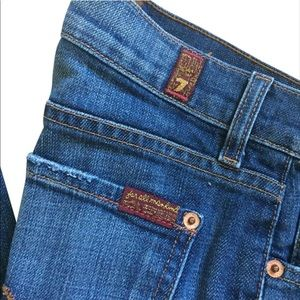7 for Allmankind jeans size 27